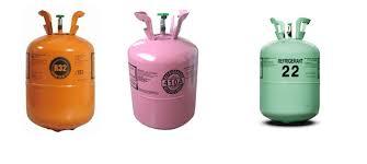 Các loại gas mà điều hòa daikin đang dùng hiện nay